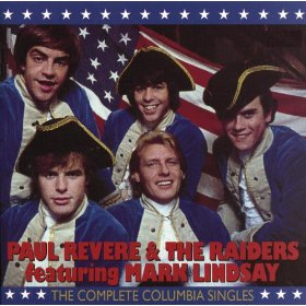 """We were more the American Stones than the American Beatles…"": An Interview With Paul Revere and the Raiders' Mark Lindsay"