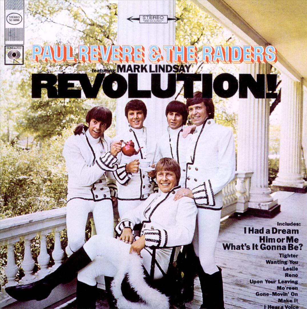 """""""We were more the American Stones than the American Beatles…"""": An Interview With Paul Revere and the Raiders' Mark Lindsay"""