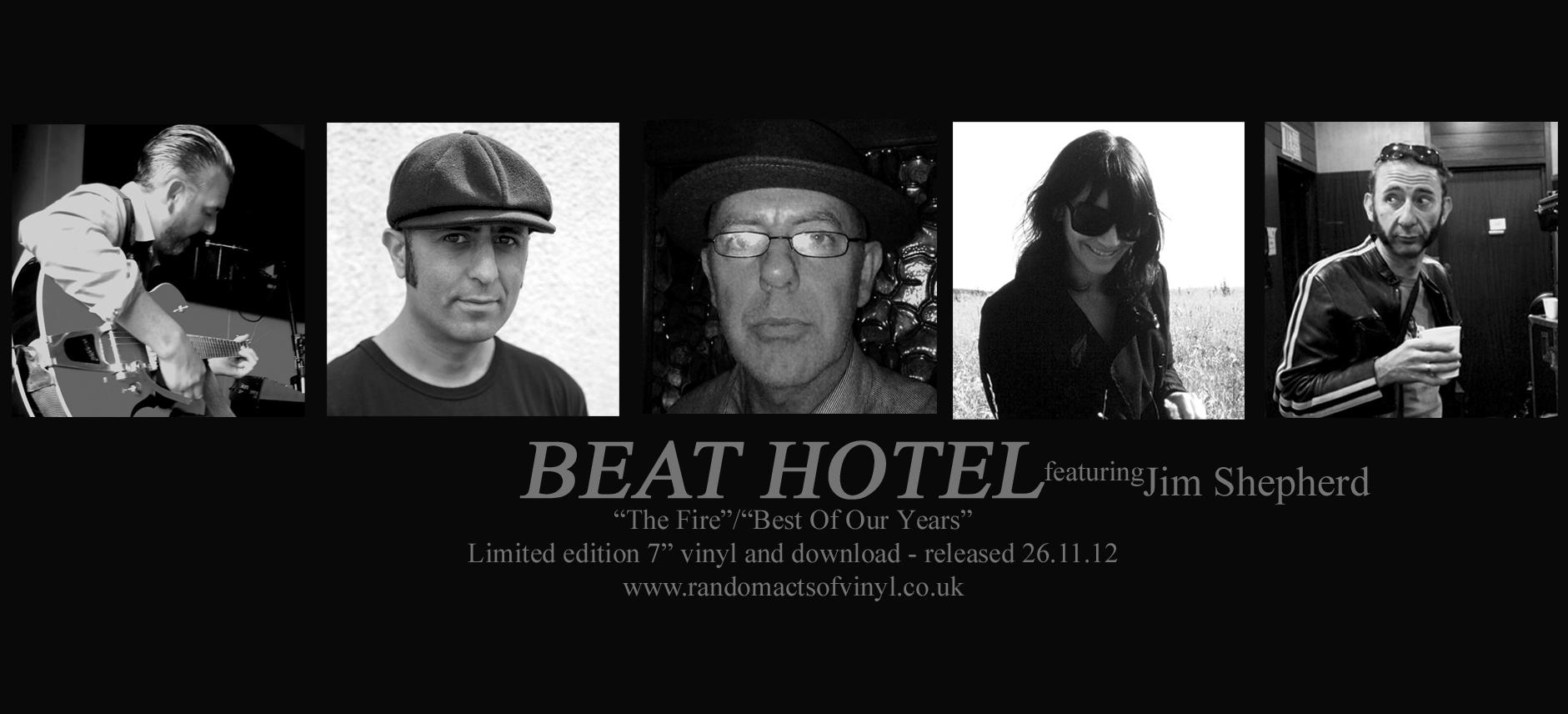 "Beat Hotel – ""The Best of Our Years"""