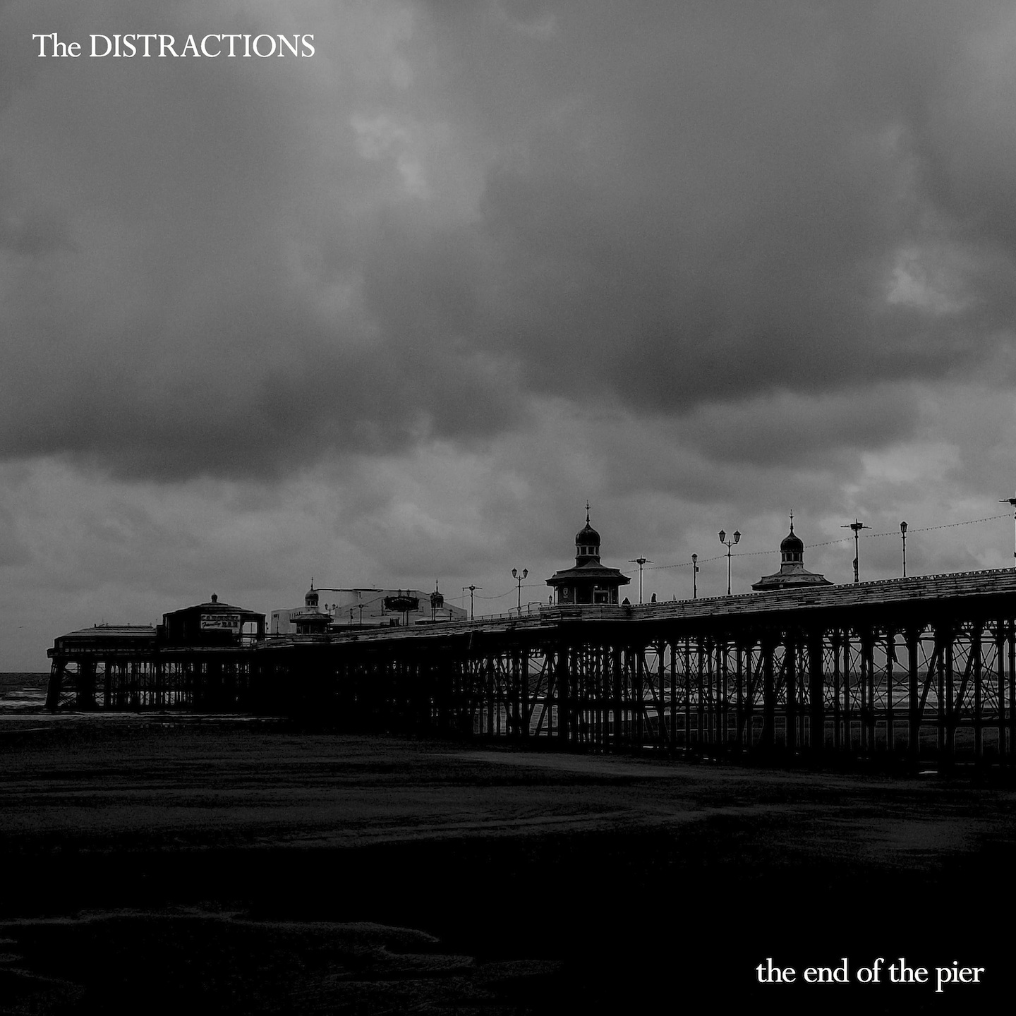 The Distractions: A Band Deliriously Out of Time