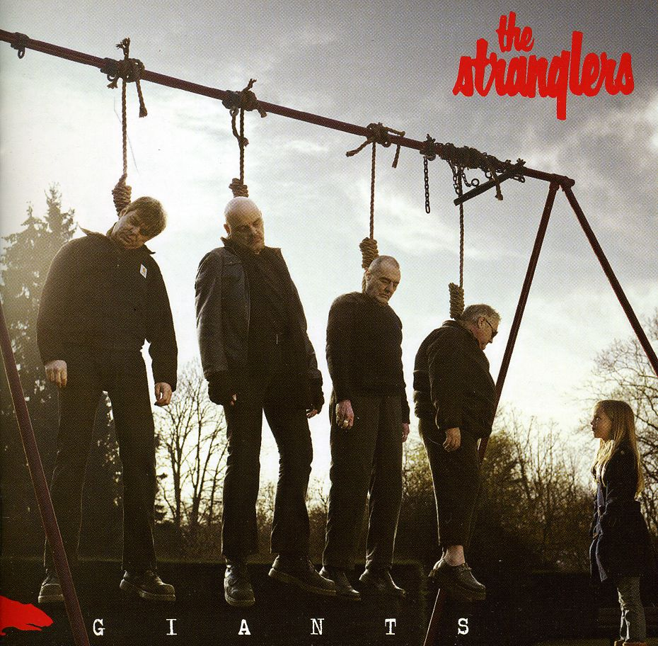 Time Is Still on Their Side: The Stranglers' Giants