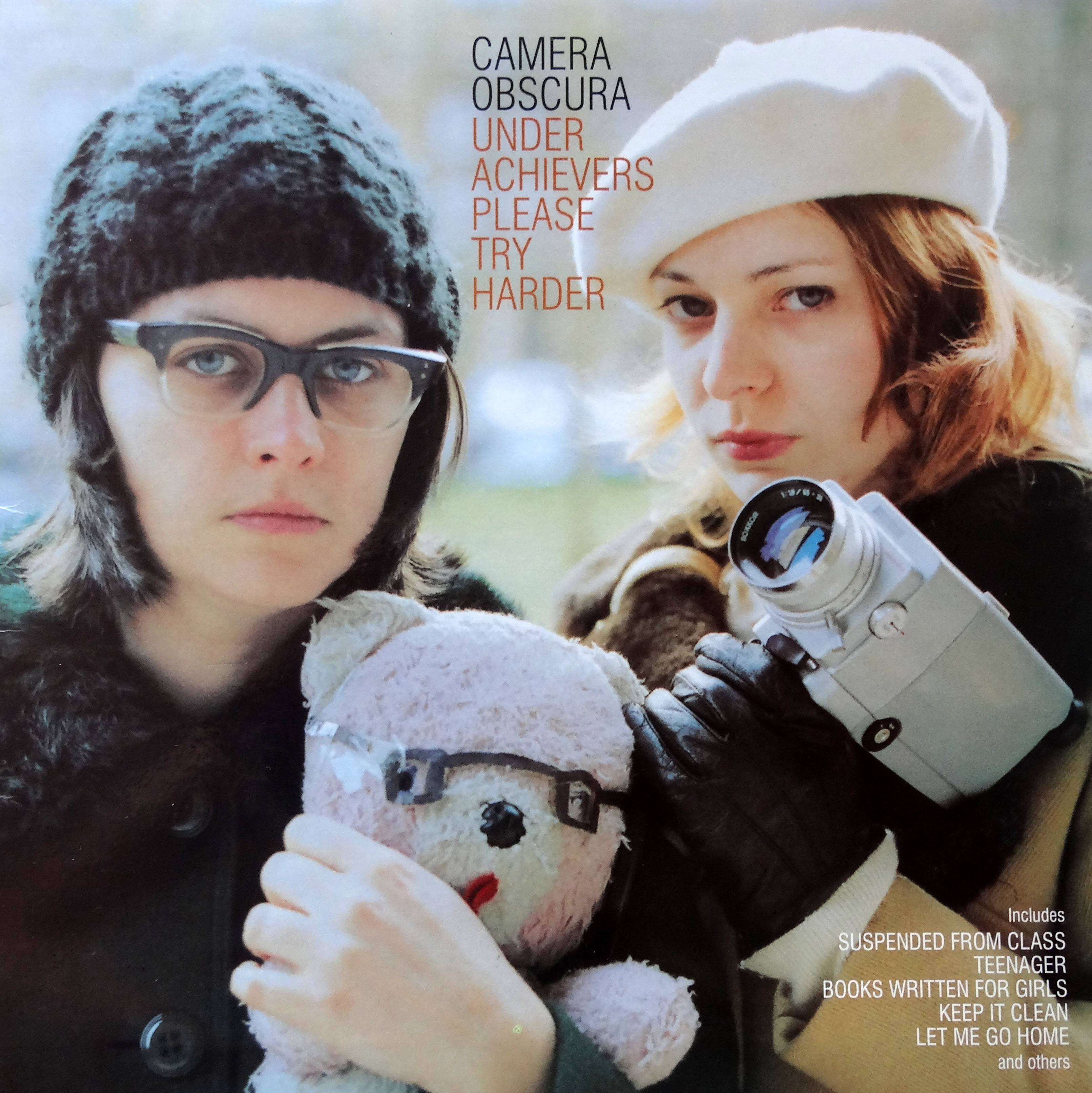 Beautiful Whinging: Camera Obscura's Carey Lander Fills Out Our Scouting Report Questionnaire