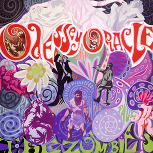 """The Zombies """"Oddessey and Oracle"""" high res cover art"""