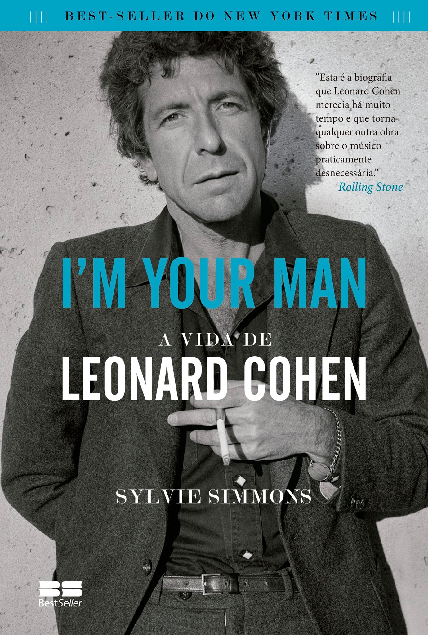 Stereo Embers Talks To Sylvie Simmons, Author of I'm Your Man: The Life Of Leonard Cohen