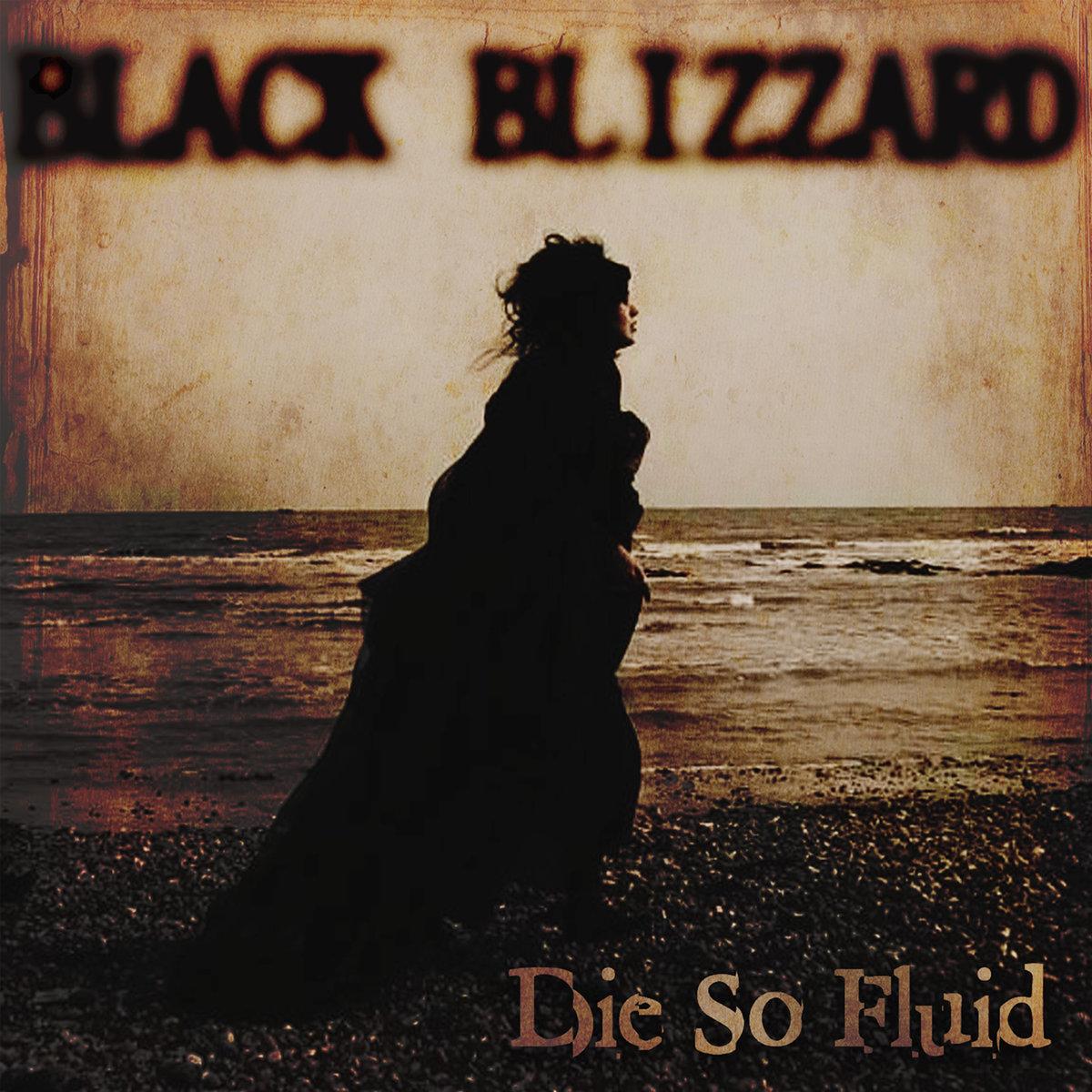 """A Blast Of Dark Energy: Die So Fluid's """"Black Blizzard"""""""