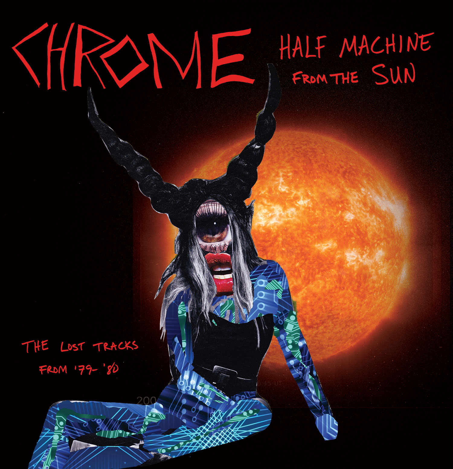 "Timelessly Now – Chrome and the ""Half Machine From The Sun"""