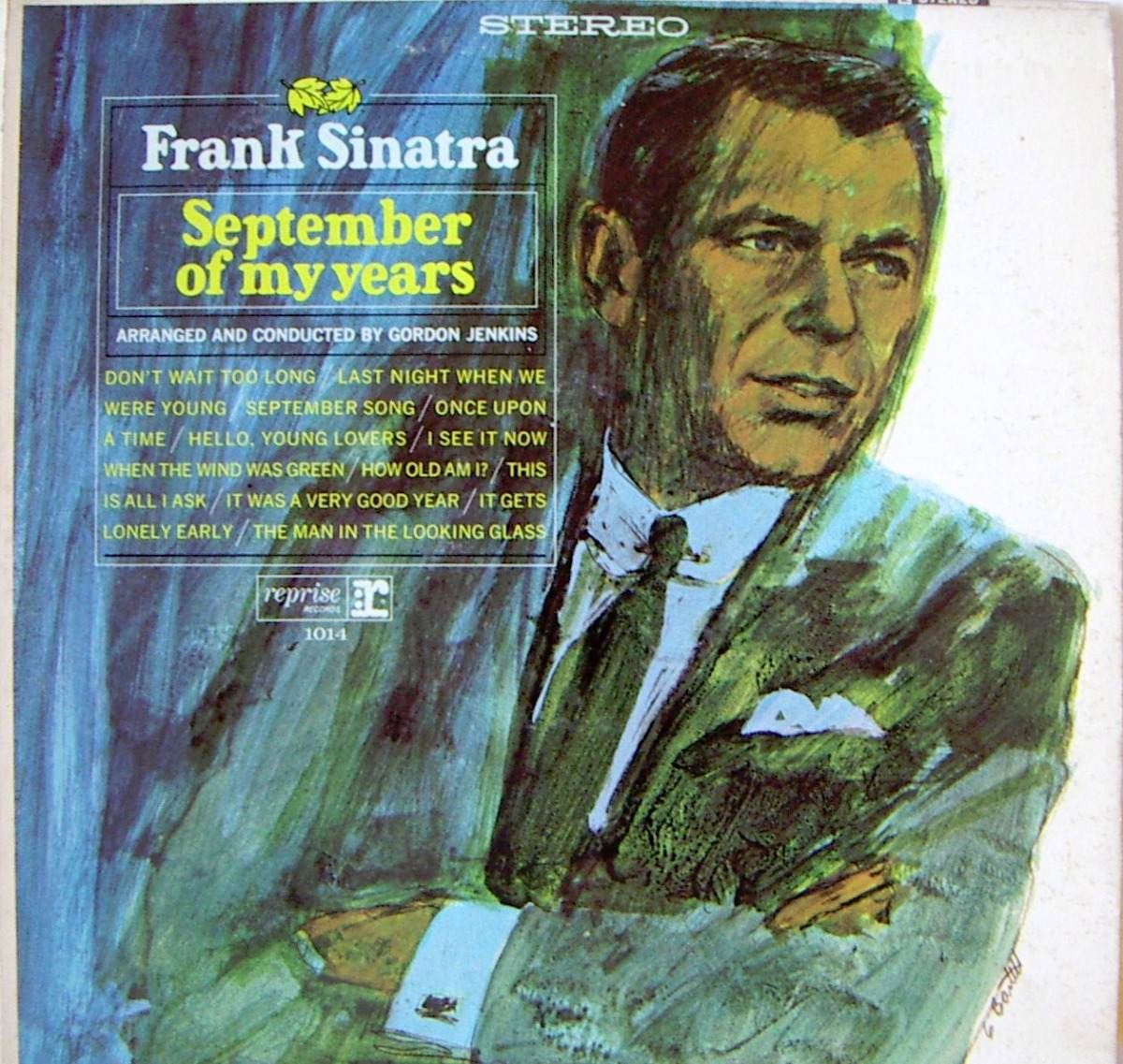 A Wrenching Meditation On Getting Older: Frank Sinatra's September Of My Years