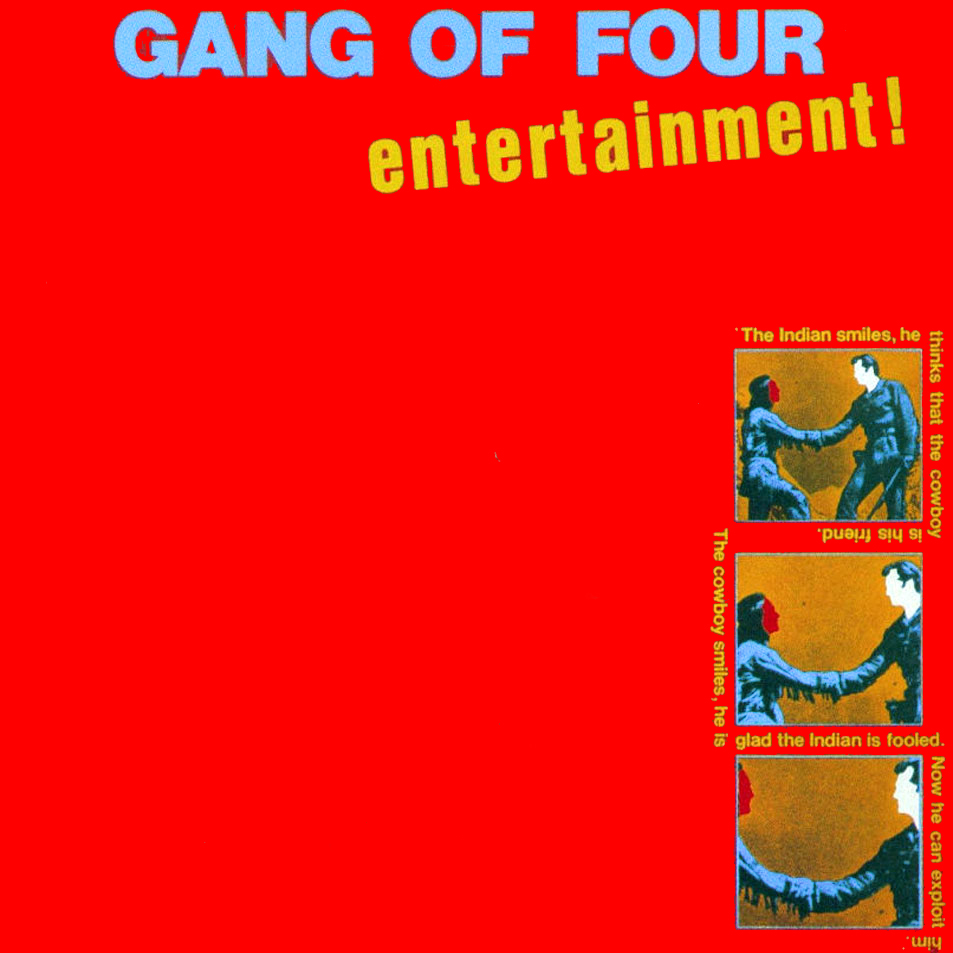 Andy Gill Of Gang Of Four Dead At 64