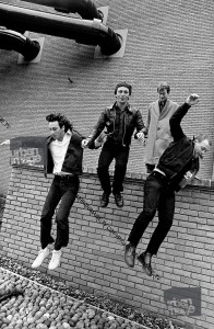 Gang of Four Photosession in Leeds