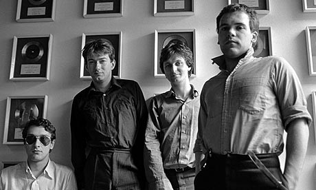 Entertainment! Turns 35: Gang of Four Drummer Hugo Burnham Remembers
