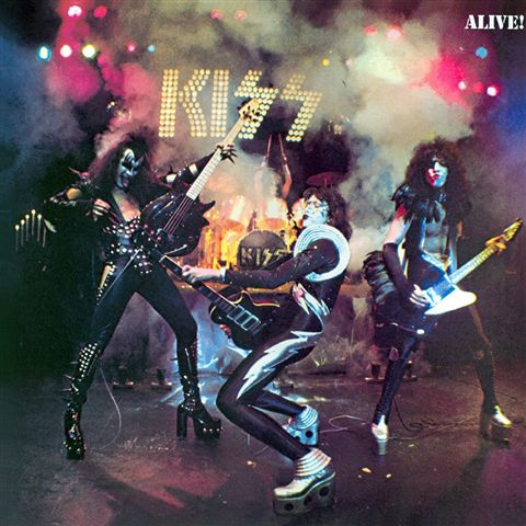Top Five Best KISS Albums