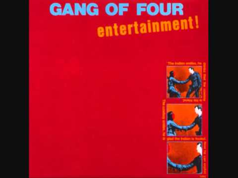 "Defining Timeless: The Gang of Four ""Entertainment!"" Review – 35th Anniversary Edition"