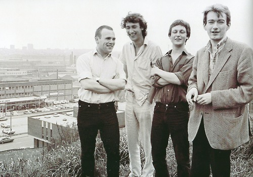 Entertainment! Turns 35: Gang of Four Bassist Dave Allen Remembers
