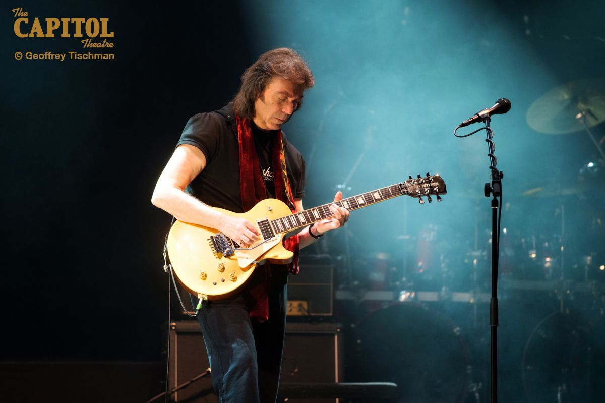 Photo Essay: Steve Hackett's Genesis Revisited Tour Live At The Capital Theatre, Port Chester, NY