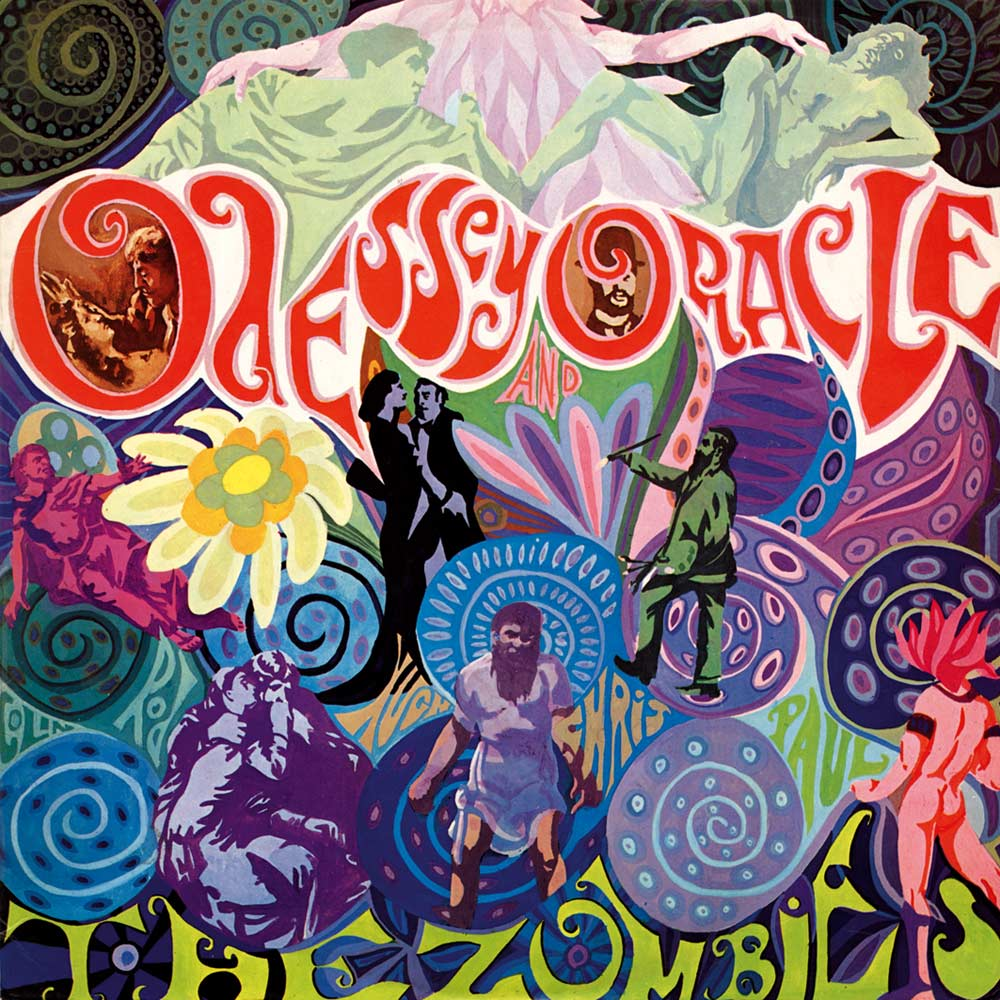 "God Would Be A Fool To Mess With It – The Zombies' ""Odessey and Oracle"""