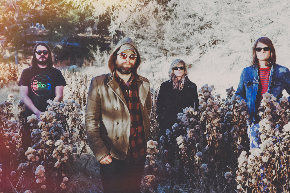"""Liquify the situation"": The Black Angels' Christian Bland on Clear Lake Forest"