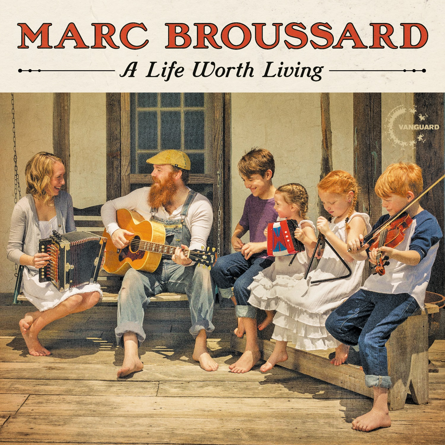 """Keep Honesty As A Central Theme…"": An Interview With Marc Broussard"