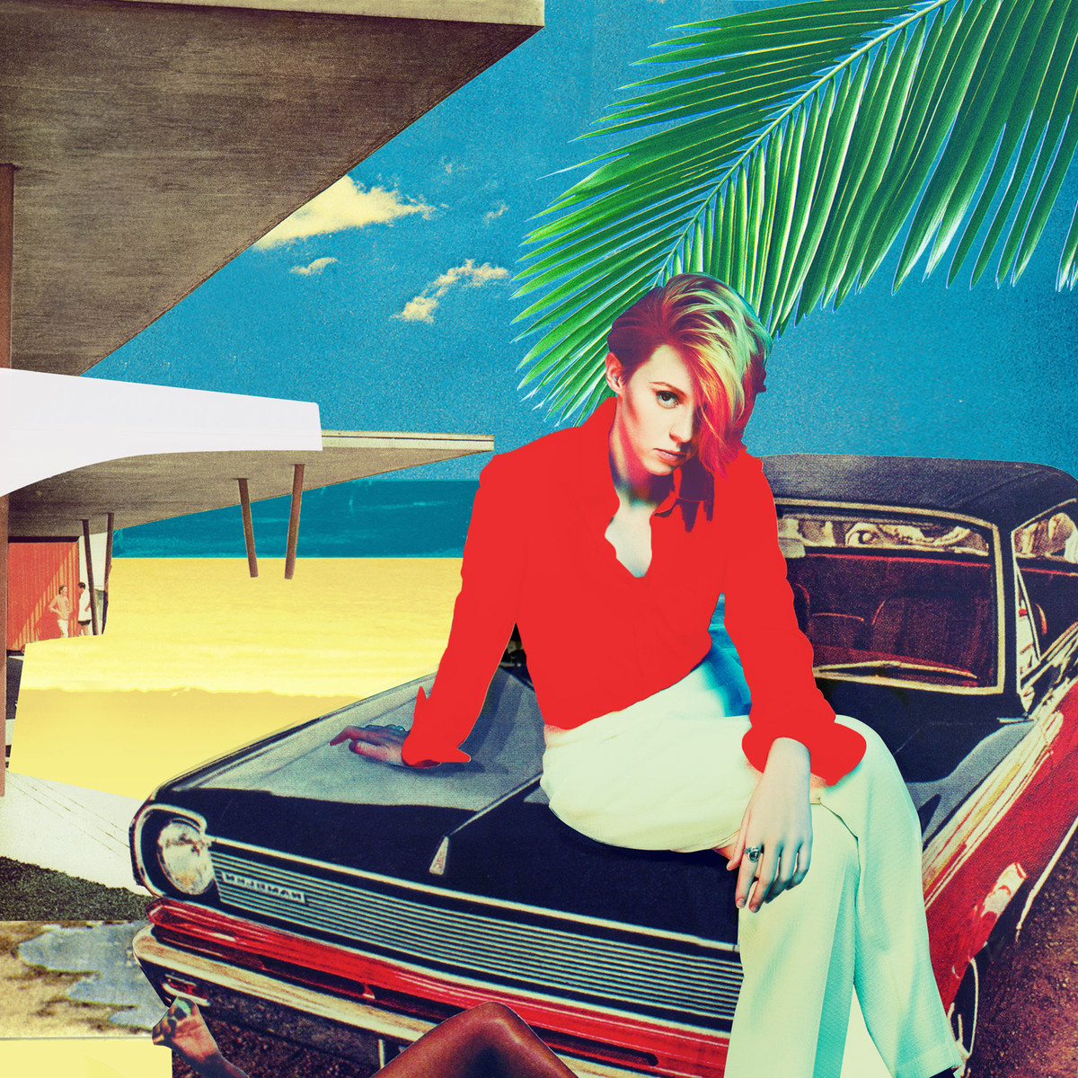 "Listen To La Roux's ""Uptight Downtown"""