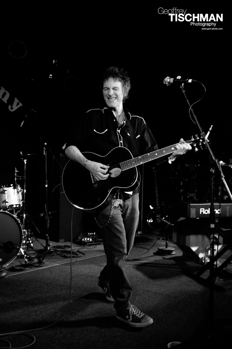 Tommy Stinson of The Replacements Live At The Stone Pony In New Jersey