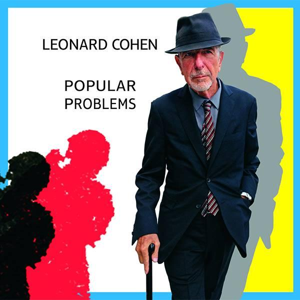 Leonard Cohen Set To Release New Album On His 80th Birthday
