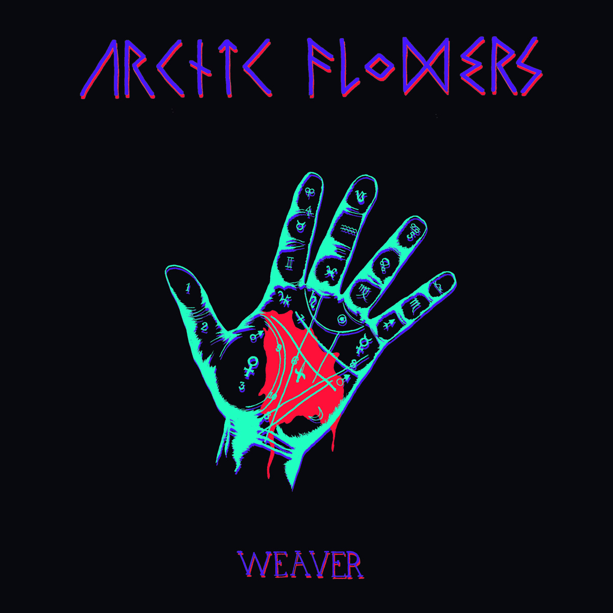 "Contained, Intelligent Rage – Arctic Flowers' ""Weaver"""
