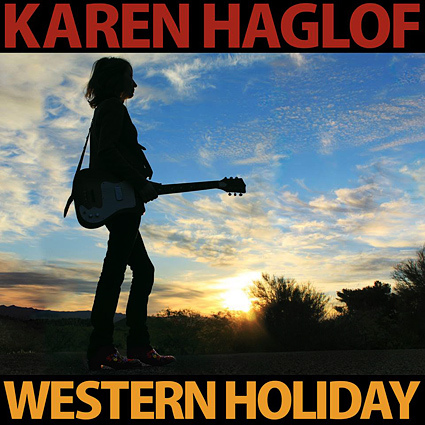 "Chicago Alleys Through Dry Arroyos – Karen Haglof's ""Western Holiday"""