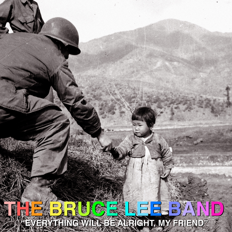 "Stereo Embers' Single Of The Week: The Bruce Lee Band's ""Generations"" Featuring Jesse Michaels"