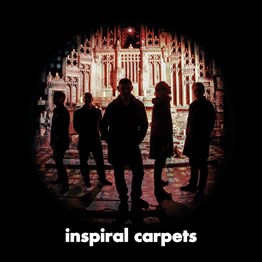 Manchester's Inspiral Carpets Set To Release First New Album In Two Decades