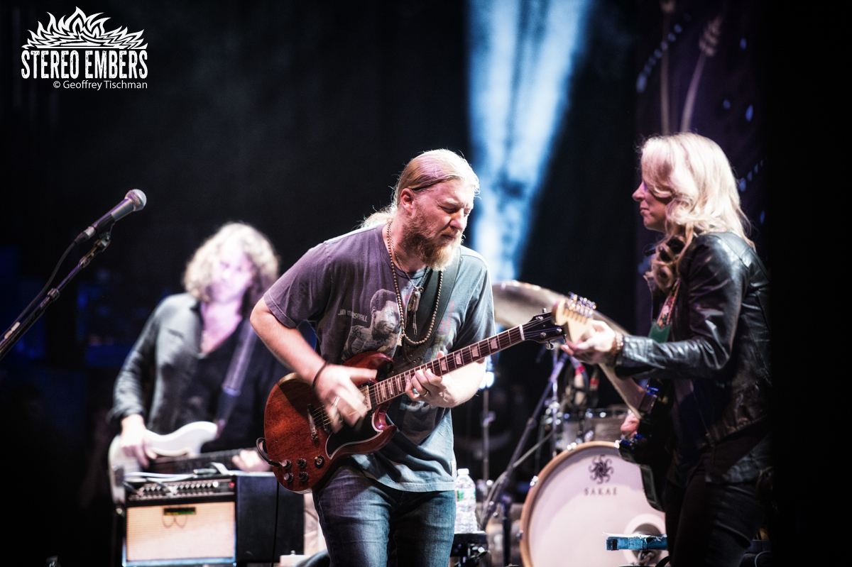 Tedeschi Trucks Band Live At The Beacon Theatre, New York City