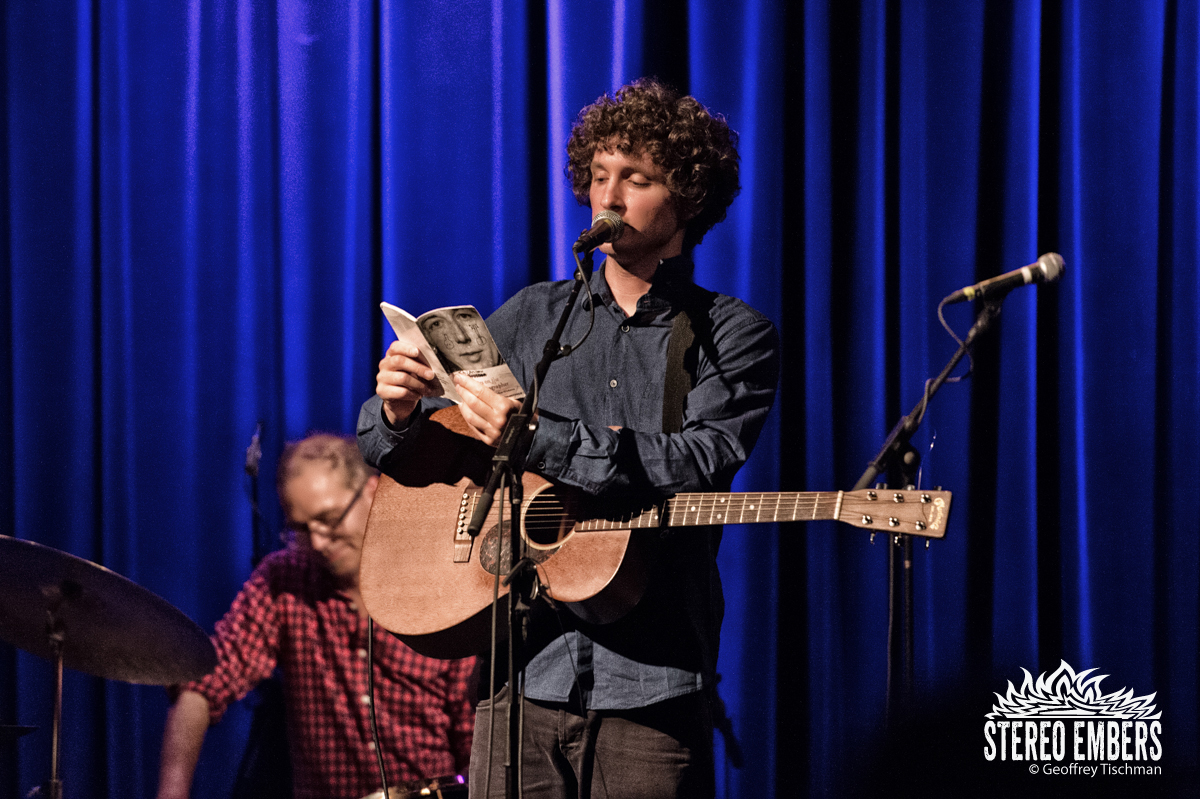 Sam Amidon Live In Brooklyn