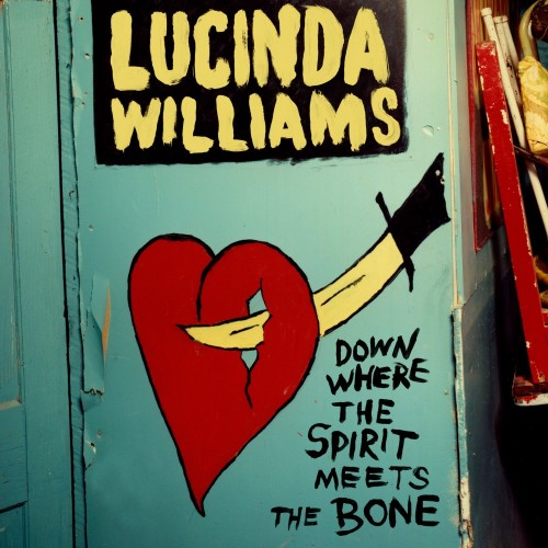 Country Soul: 12 Things You Need to Know About Lucinda Williams' Down Where the Spirit Meets the Bone