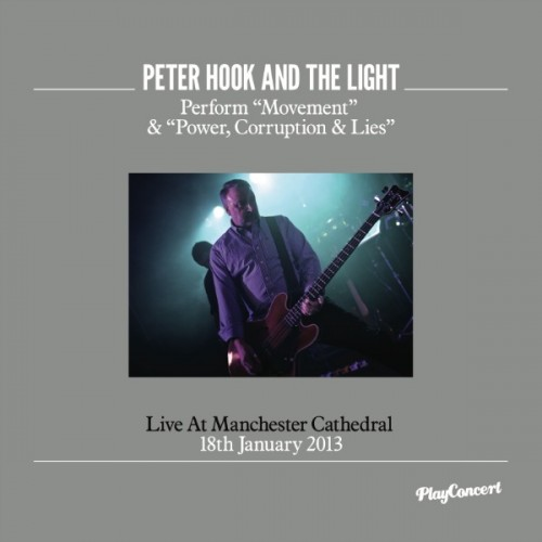 Surging Into The Light: An Interview With Peter Hook