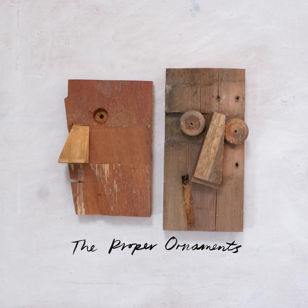 """Capturing the Original Pop Sin – Proper Ornaments' """"Wooden Head"""""""