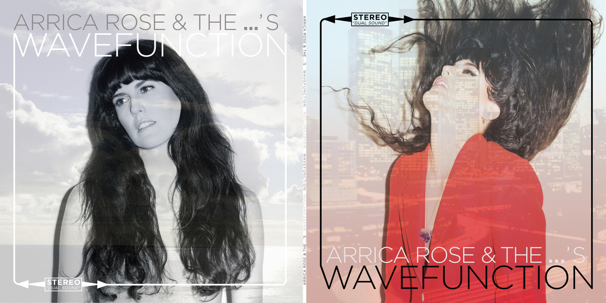 Unassuming, Eloquent Masterpiece – WAVEFUNCTION by Arrica Rose & the …'s