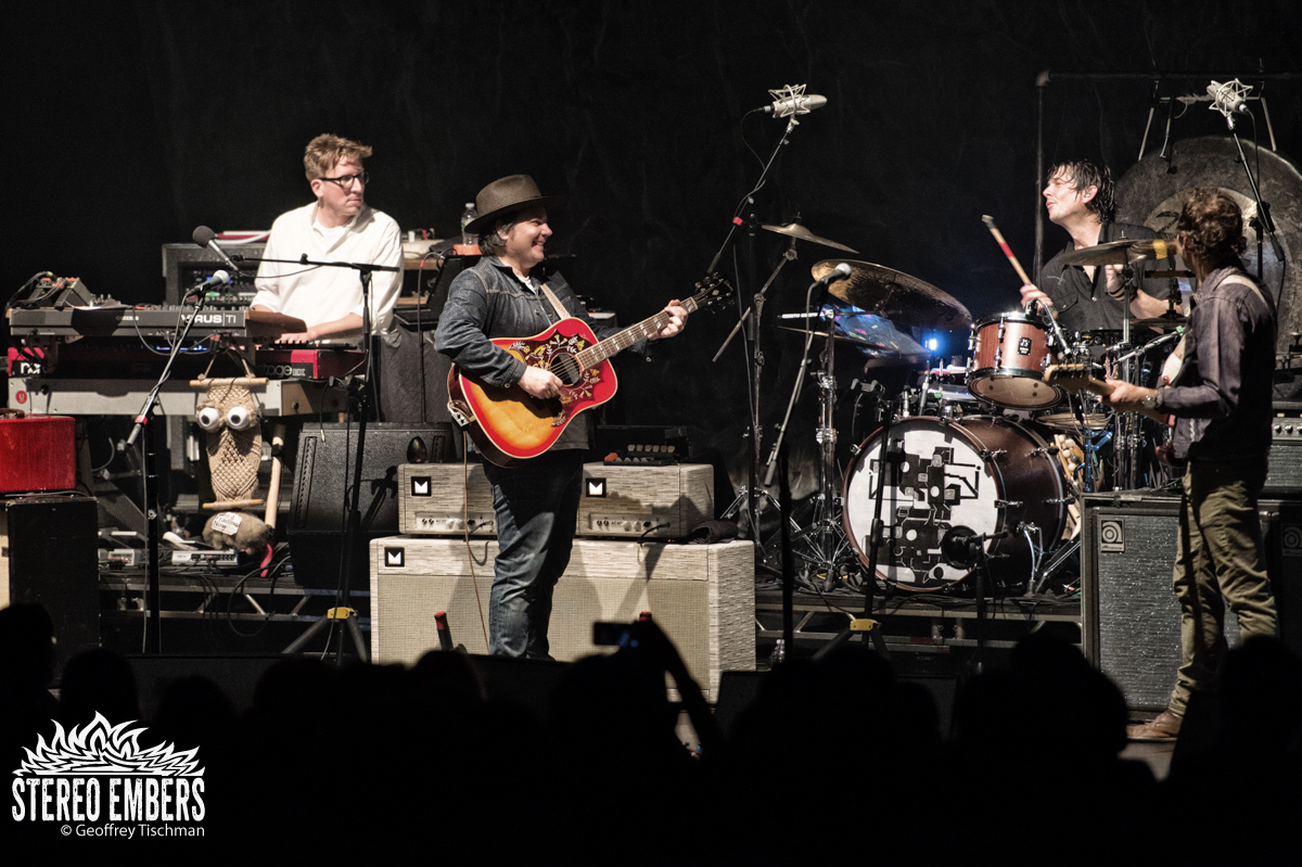 TURF Festival, Day 2: We Interview Wilco And Marvel At Edward Sharpe & The Magnetic Zeros