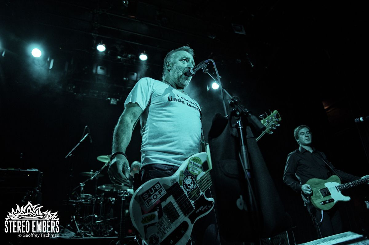 Peter Hook & The Light Live In New York