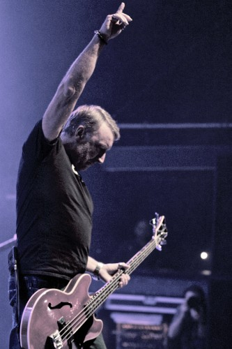 """You can guarantee that we will give it our all!"": An Interview with Peter Hook"