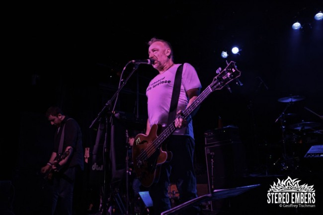 Peter Hook & The Light Live at the Metro in Chicago