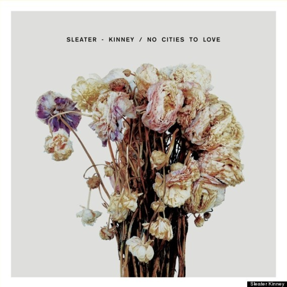 "Comeback Track of the Day: Sleater Kinney's ""Surface Envy"""