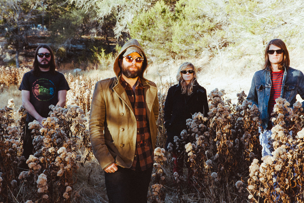 "Stereo Embers TRACK OF THE DAY – The Black Angels' ""Waterloo Waltz"""