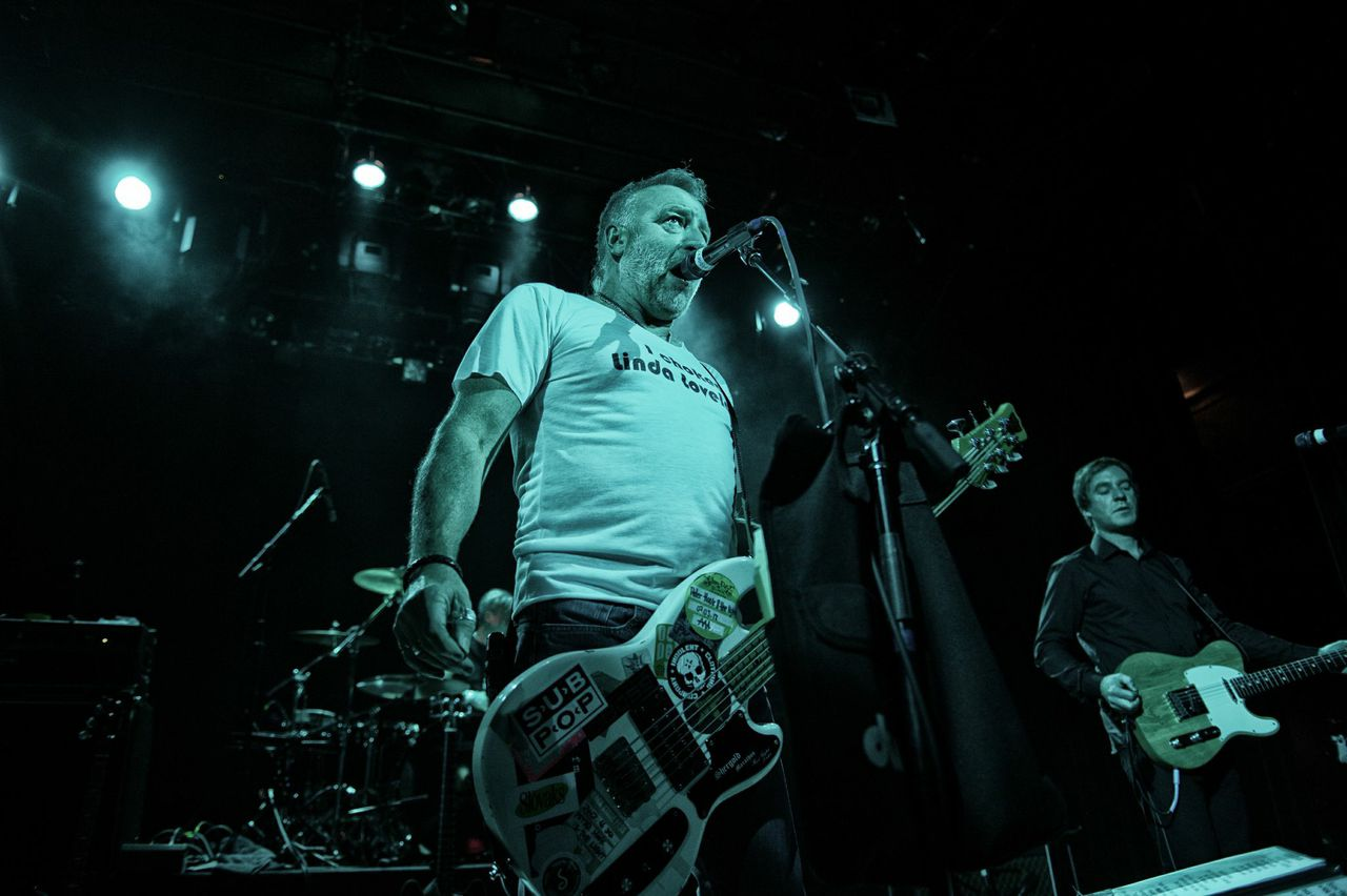 Peter Hook & The Light Bring New Order/Joy Division Songbook To U.S. Southern States For The First Time