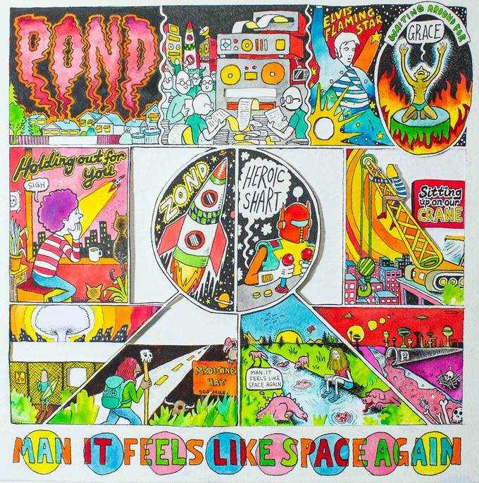 """To Hell with the Hobo Blues – Pond's """"Man It Feels Like Space Again"""""""