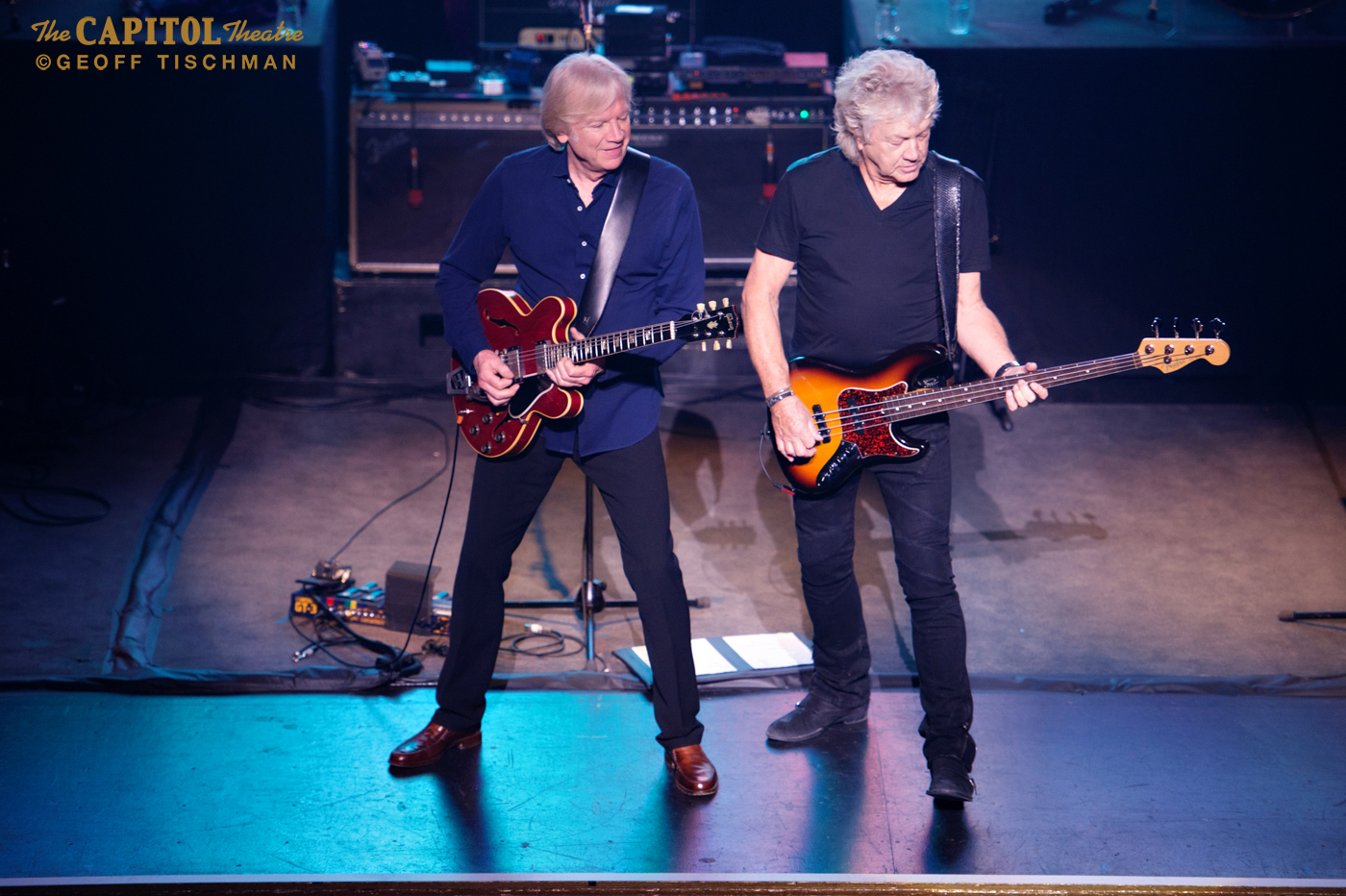 The Moody Blues Live In New York
