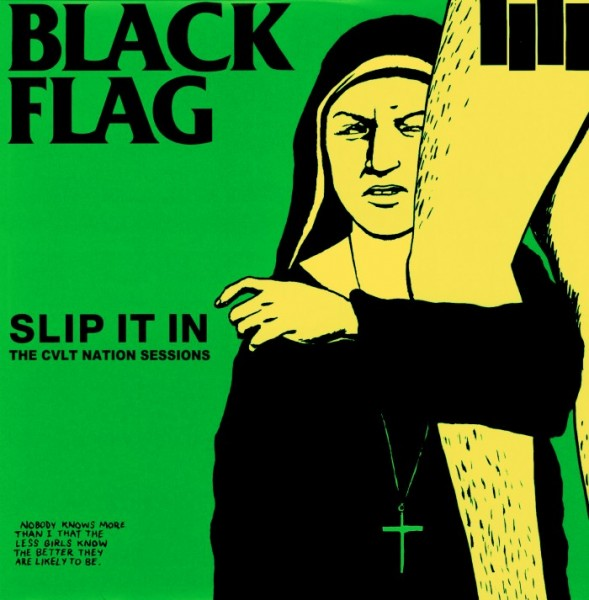 "Kylesa and Other Artists Cover Black Flag's ""Slip It In"" in Its Entirety on Free Tribute Album"
