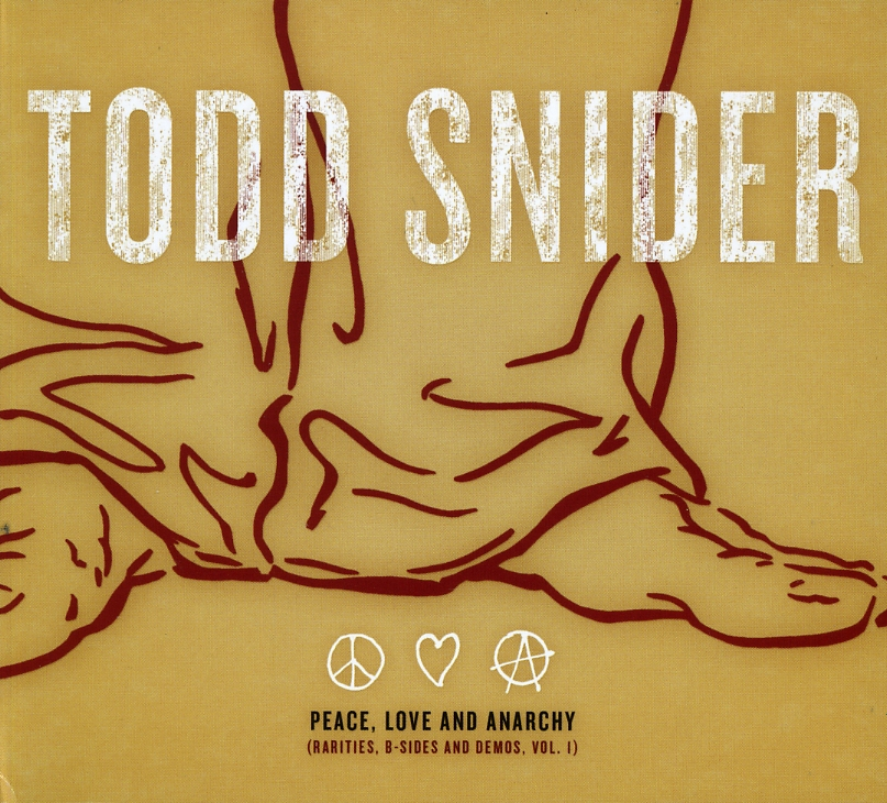 A Pirate Looks At Forty: Todd Snider's Peace, Love and Anarchy