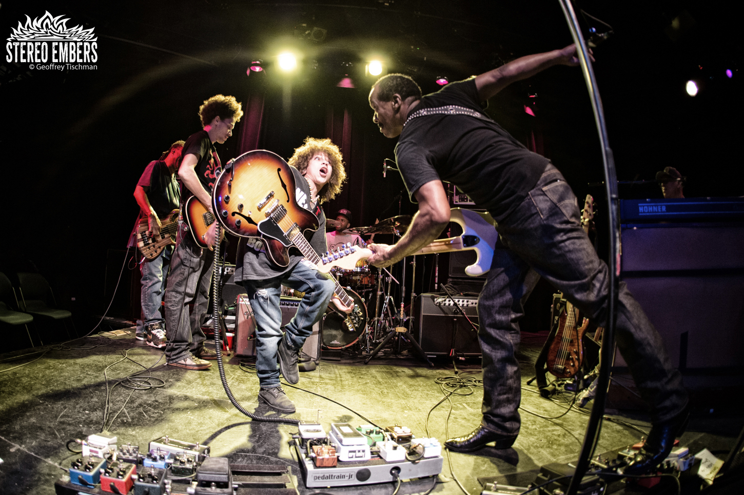 Photo Essay: Dumpstaphunk Live In Fairfield CT