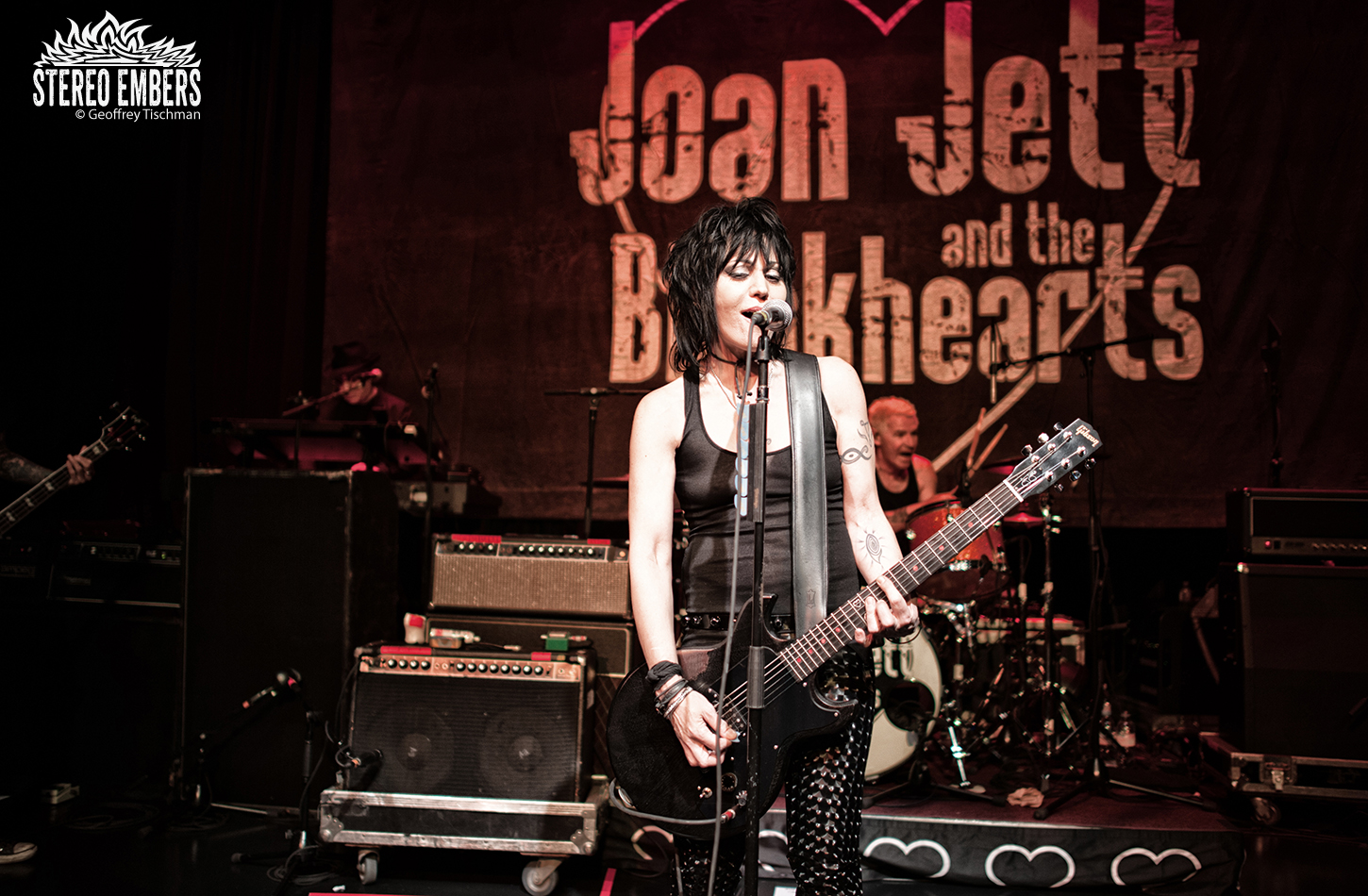 Photo Essay: Joan Jett and Pamela Anderson Headline NYClass Charity Event