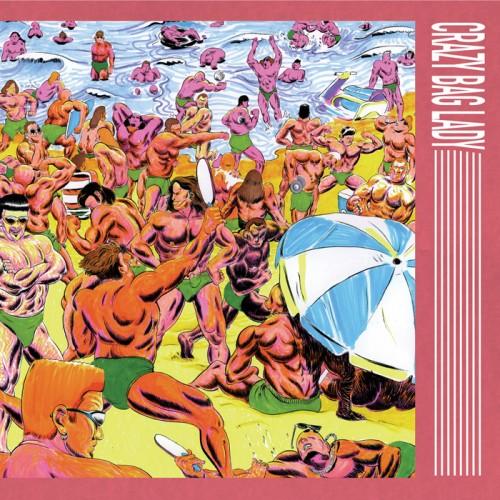 "Jolt and Exhilaration: ""Hunks"" by Crazy Bag Lady"