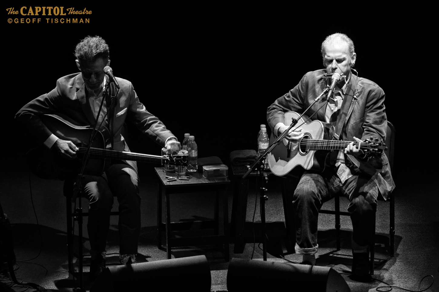 Lyle Lovett and John Hiatt Live In New York