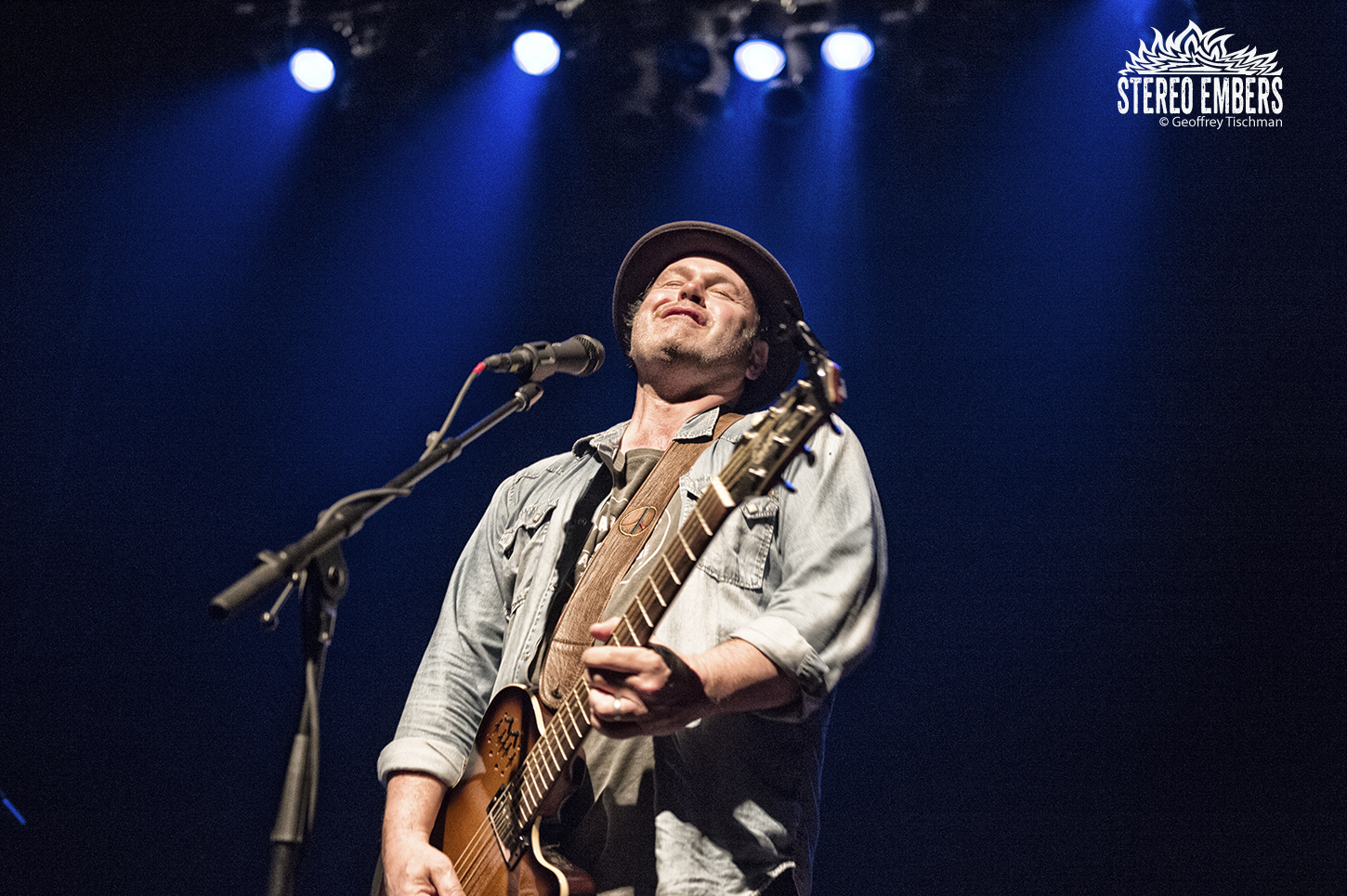 Photo Essay: Martin Sexton Live At The Gramercy Theatre, New York